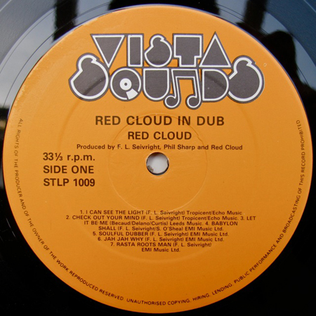 Red Cloud In Dub