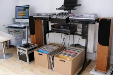 Lord Muck Studio Setup