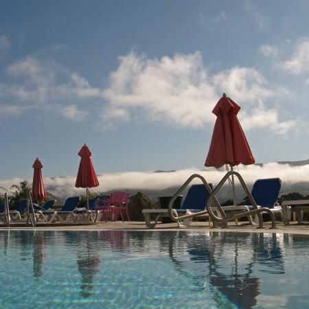 Poolside 500 Miles High
