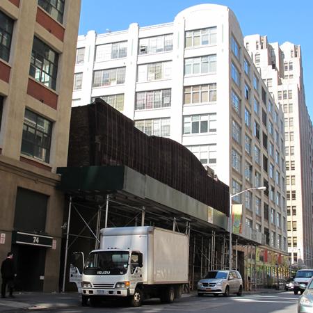 Paradise Garage 84 King Street