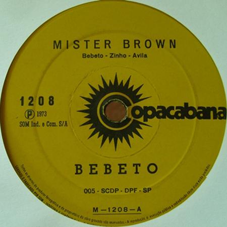 Bebeto Mister Brown