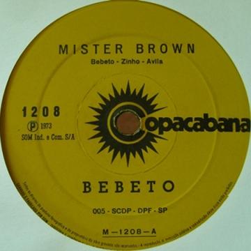 Bebeto Mr Brown