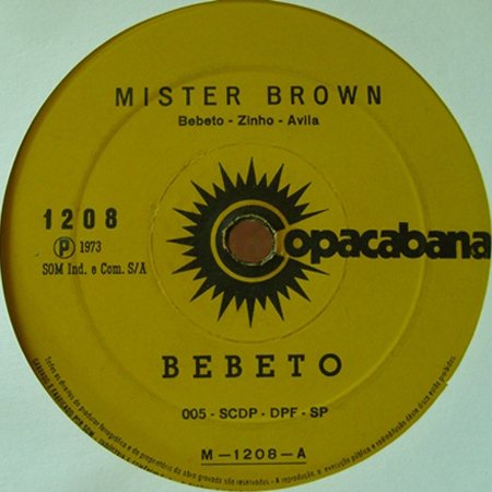 Bebeto Mr Brown