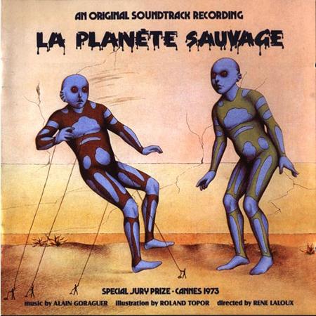 La Planete Sauvage Alain Goraguer