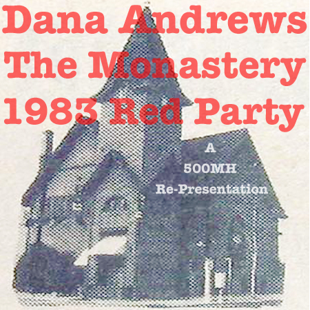 Monastery Sanctuary Seattle Dana Andrews
