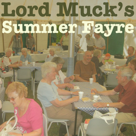 Lord Muck Summer Fayre