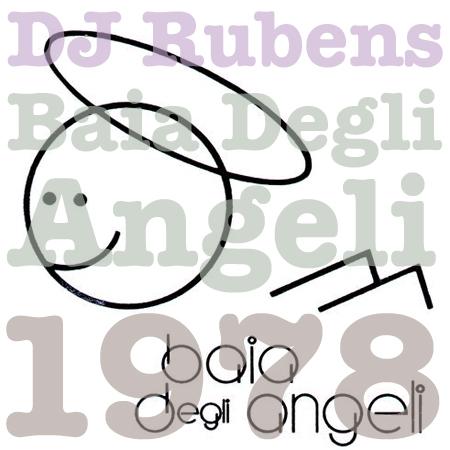 DJ Rubens Baia Degli Angeli 1978
